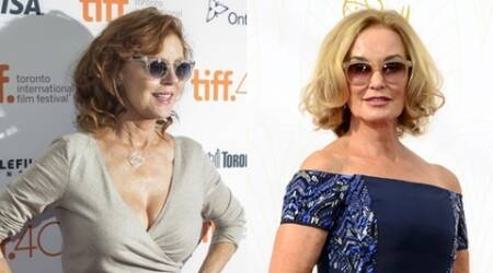Susan Sarandon, Jessica Lange to star in TV show 'Fued'