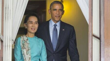 myanmar, us, us sanctions, sanctions on myanmar, myanmar us sanctions, us sanctions myanmar, myanmar govt, barack obama, world news