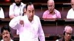 AgustaWestland scam: Top 5 quotes from Subramanian Swamy's debut speech in RS
