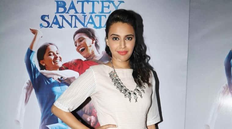 Swara Bhaskar, Nil Battey Sannata, Nil Battey Sannata success, Nil Battey Sannata response, Prem Ratan Dhan Payo, Entertainment news