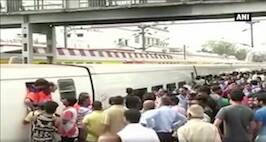 Talgo To Tango: Spanish Bullet Train On Its First Trial Run