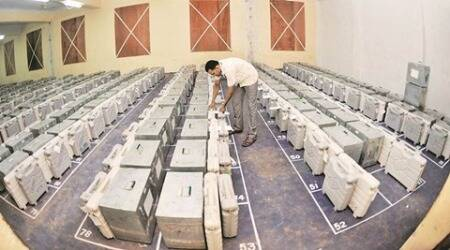 Kolkata: Three-layer security for counting centres in city on Thursday