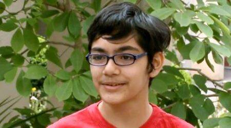 Twelve-year-old Indian-American boy eyes to become doctor at18