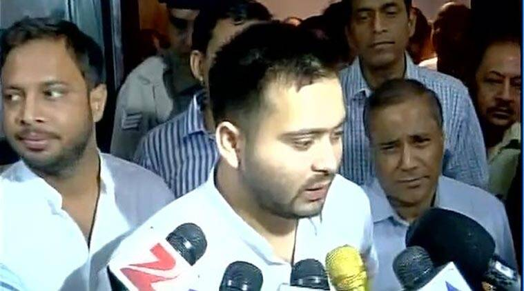 Tejaswi Yadav , jungle raj, bihar, jungle raj return, return of jungle raj, bihar news, rocky yadav