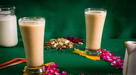 Why buy thandai from the supermarket when you can make it at home?