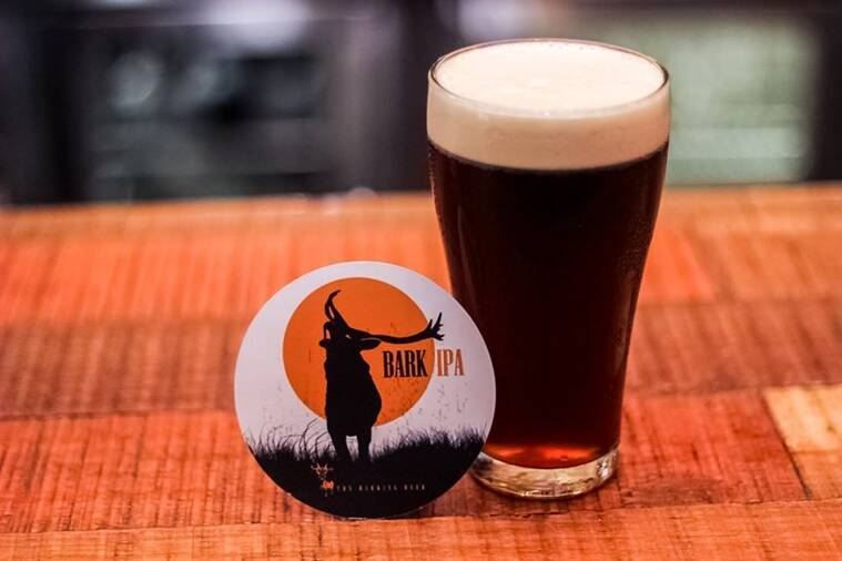 If the wheaty, sour gose is not on tap, fall back on the trusty Bark IPA at The Barking Deer.