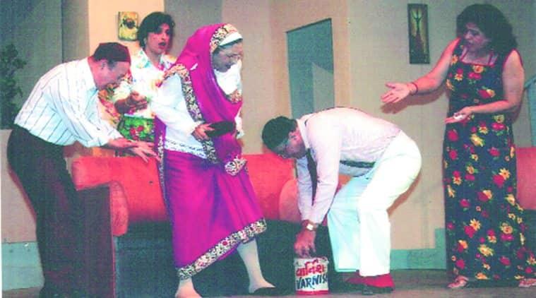 Surat theatreperson, theatreperson, theatre, Yazdi Karanjia, Parsi theatre, Parsi theatreperson, talk news