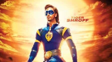 Tiger Shroff, A Flying Jatt, Tiger Shroff image, Flying Jatt trailer, Tiger Flying Jatt
