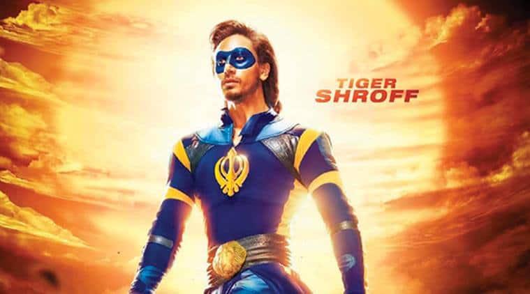 The Flying Jatt Trailer Tiger Shroff Is The Injury Prone Superhero
