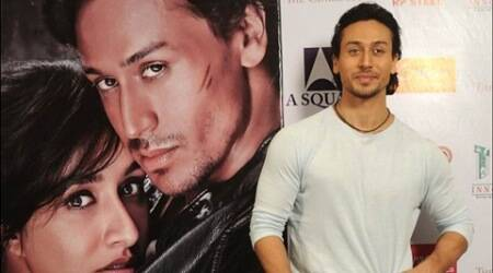 Want to do 'High School Musical' kind of movie: TigerShroff