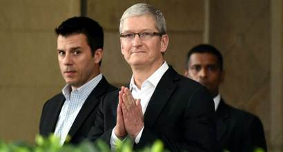Apple, Apple CEO, Tim Cook India, Tim Cook, Tim Cook in India, Tim Cook PM Modi, Apple Bengaluru office, Apple Hyderabad Maps office, Tim Cook Top announcements, , Apple CEO top news, technology, technology news