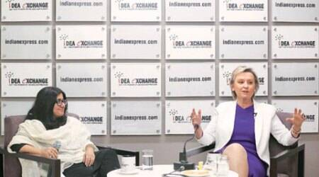 White men don't like her and young people don't like her. It's tough being Hillary: Tina Brown
