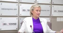 Idea Exchange With Tina Brown