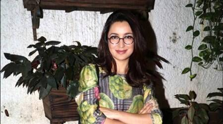 Tisca Chopra happy to break 'serious' image with full-on comedy '3 Dev'