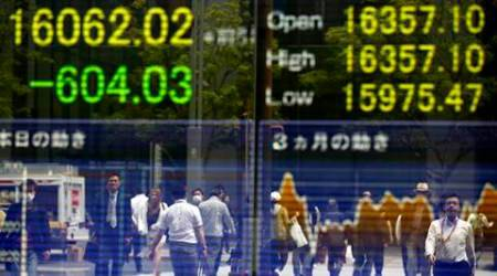 Yen, commodity currencies pressured, dollar gainstraction