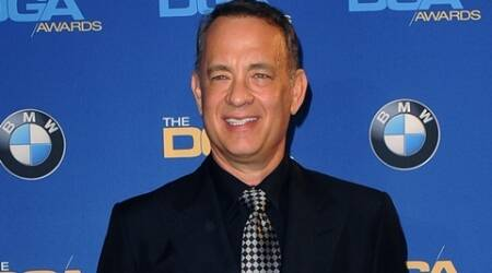 Tom Hanks likes to take risks with his movie projects