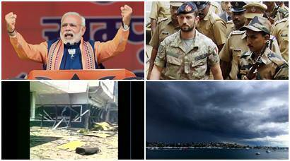 Modi govt's second year, Trump gets numbers, Swamy takes on Rajan: Top headlines today