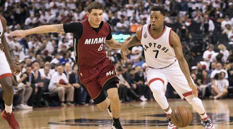 Toronto Raptors beat Miami Heat in 7th game, progress to Conference finals | The Indian Express