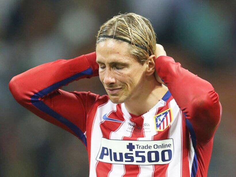 Fernando Torres, Torres, Real Madrid, Real Madrid Champions League, Real Madrid Atletico Madrid Champions League, Real Madrid photos, Real Madrid Champions League photos, RM celebrations, RM photos, RM vs ATM UCL, football photos