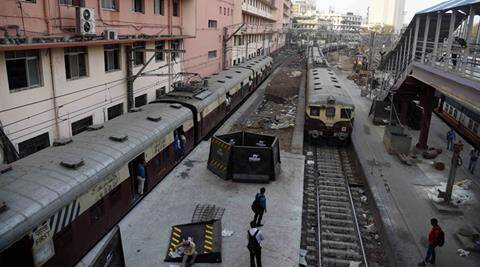 Indian Railways planning to lay  tracks at 7.7 kilometers per day, 4,800 km of broadgauge line comissioned - The Indian Express
