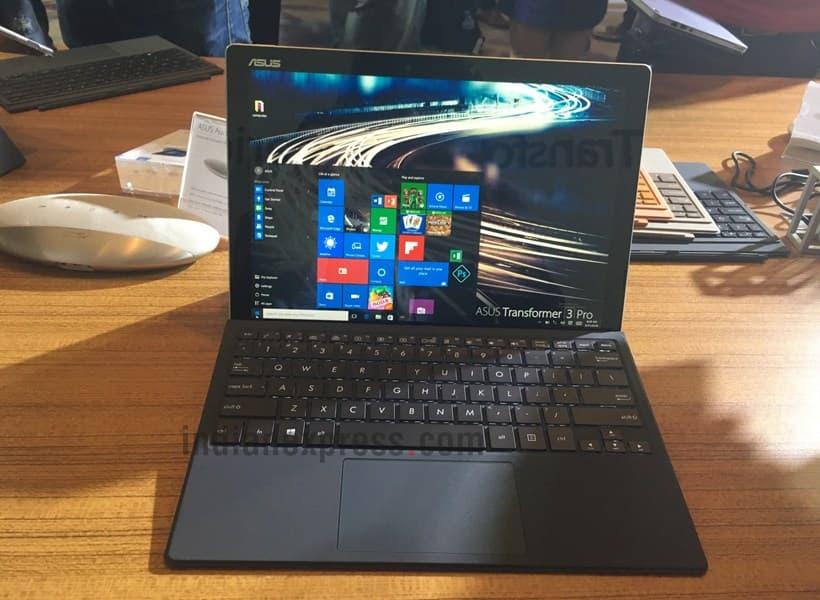 asus, asus zenbook, asus zenbook 3, asus zenbook 3 lightest notebook, asus transformer book 3, asus transformer 3 pro, asus trasnformer 3, Windows 10, laptops, tech news, technology