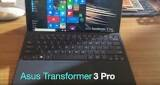 Asus Transformer 3 Pro First Look