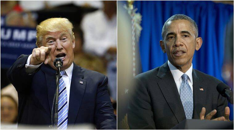 barack obama, donald trump, hillary clinton, white house security, security briefings, us elections 2016, elections 2016, presidential elections 2016, world news