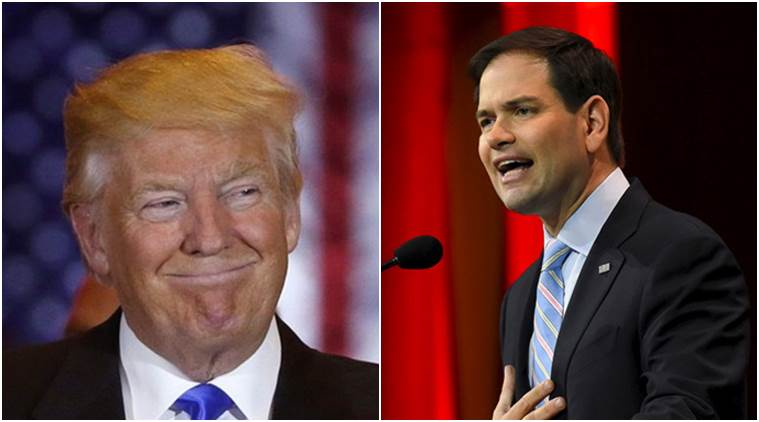 Us elections, 2016 US elections, US presidential elections, US presidential elections 2016, 2016 US polls, Marco Rubio, Donald trump, Hillary clinton, US, United states, US news, US elections news, world news, international news, US news,