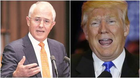 Donald Trump, Malcolm Turnbull, US, Trump, US trump, US elections, US presidential elections, Australian elections, Trump barking mad, Barking Mad, Donald Trump Barking mad, Australian PM Malcolm Turnbull, Turnbull, Japan, G7 summit, G7, Bill Shorten, world news