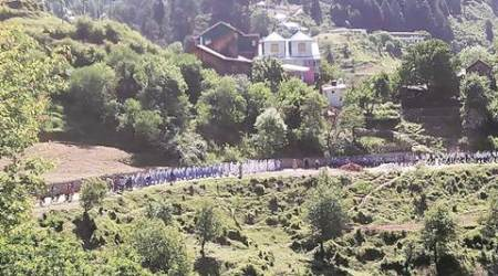 Udhampur: Reports link teachers, political workers to protest by students; govt ordersprobe