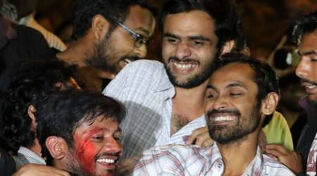 JNU row: Delhi court seeks report from police on sedition cases against Kanhaiya, others