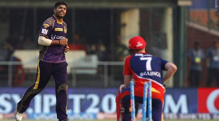 IPL 2016, IPL, IPL schedules, IPL standings, IPL news, Umesh Yadav, Yadav KKR, Umesh Yadav bowling, sports news, sports, cricket news, Cricket