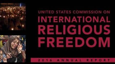 tenzin dorjee, USCIRF commissioner, professor tenzin dorjee, world news, US news