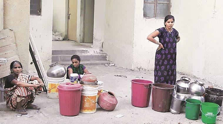 vadodara, vadodara slum, slums in vadodara, slum dwellers in vadodara, VMC, vadodara municipal corporation, slum free vadodara, kisanwadi slums, indian express vadodara, indian express ahmedabad