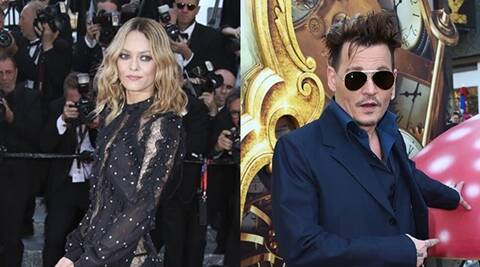 Vanessa Paradis, Johnny Depp, Lily rose depp, Lily rose depp instagram, Amber heard, Johnny depp retraining order, Entertainment news