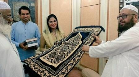 Veena Malik now wants to study Islam