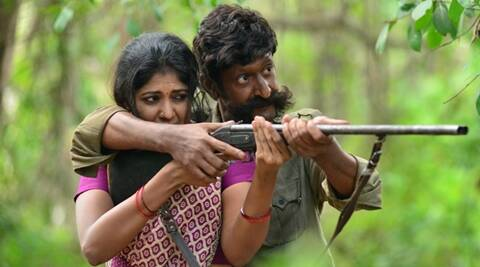 Veerappan movie review, Veerappan review, Veerappan film review, Veerappan, Veerappan cast, Veerappan rating, Veerappan star rating, ram gopal varma, Veerappan ram gopal varma, Veerappan release, Veerappan release today, Veerappan cast, lisa ray, sachiin j joshi, sandeep bharadwaj, usha jadhav, review, film review, movie review, entertainment news