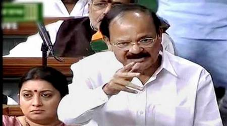 Venkaiah Naidu blames opposition for 'slowing' housing scheme