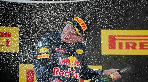 Max Verstappen wins Spanish GP to become youngest F1 winner