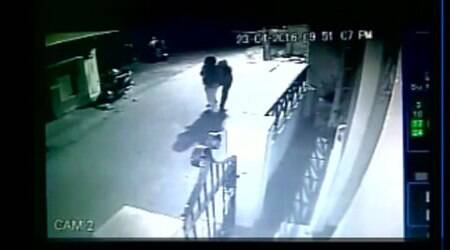 Caught on CCTV: Woman abducted, escapes rape bid