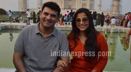 Vidya Balan, Siddharth Roy Kapur, Vidya Balan news, Siddharth roy kapur news, Vidya balan upcoming films, Entertainment news