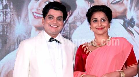 Mangesh desai, Vidya balan, Ekk albela, Vidya balan upcoming films, Mangesh desai upcoming films, Vidya balan news, Entertainment news