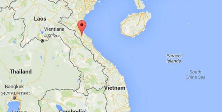 Vietnam: Protest rally against Taiwan firm over mass fish deaths ...