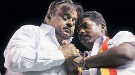 In Tamil Nadu, watch how 'Captain' Vijayakanth reels in the crowd: Shhhh...