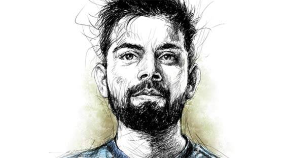 Four money shots that have made Virat Kohli intimidating