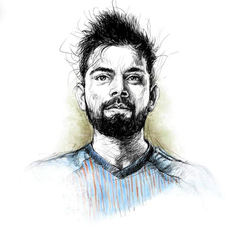 Four Shots That Have Made Virat Kohli Intimidating | The Indian Express