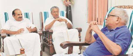 Kerala CM Pinarayi Vijayan: Haven't thought of any post for V S Achuthanandan yet
