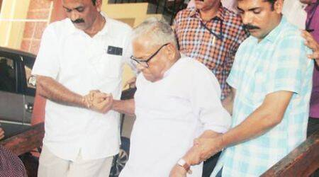 Kerala election results: 92-year-old V S Achuthanandan delivers 91