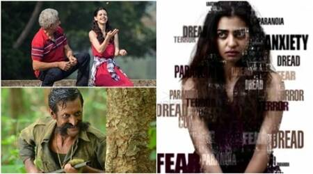 Waiting, Phobia and Veerappan open at the box-office today