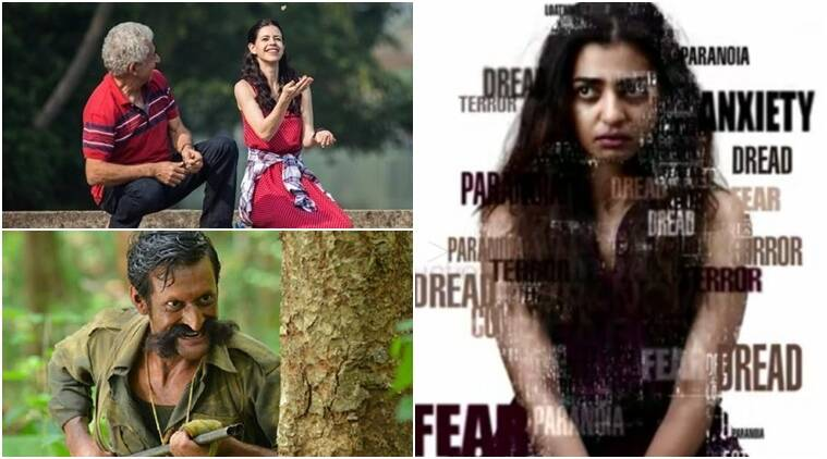 waiting, phobia, veerappan, waiting release, phobia release, veerappan release, waiting preview, phobia preview, veerappan preview, waiting cast, phobia cast, veerappan cast, kalki koechlin, ram gopal varma, naseeruddin shah, radhika apte, entertainment news, movie preview